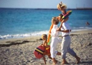 Отдых летом с детьми
