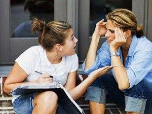 Подросток: дружба и характер